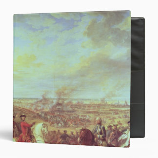 The Battle of Fontenoy, 11th May 1745 3 Ring Binder