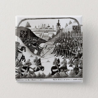 The Battle of Formigny Button