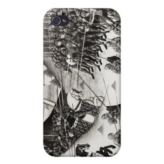 The Battle of Formigny iPhone 4/4S Case