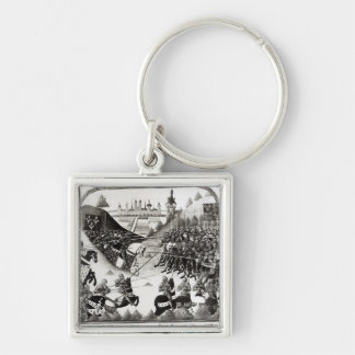 The Battle of Formigny Keychain