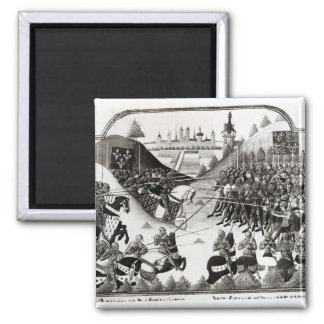 The Battle of Formigny Magnet
