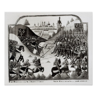 The Battle of Formigny Posters