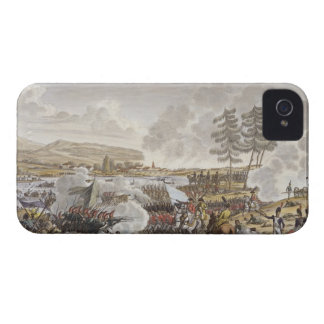 The Battle of Friedland, 14 June 1807, engraved by iPhone 4 Case-Mate Case