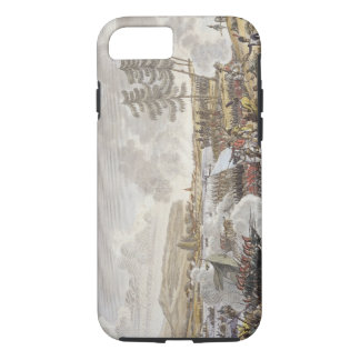 The Battle of Friedland, 14 June 1807, engraved by iPhone 8/7 Case