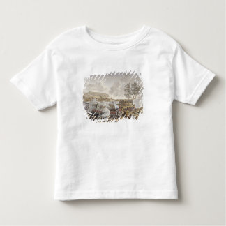 The Battle of Friedland, 14 June 1807, engraved by Shirt