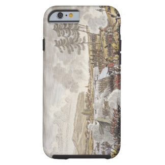 The Battle of Friedland, 14 June 1807, engraved by Tough iPhone 6 Case