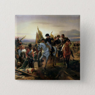 The Battle of Friedland, 14th June 1807 Pinback Button