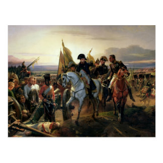 The Battle of Friedland, 14th June 1807 Postcard