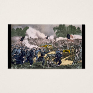 The battle of Gettysburg, Pa. July 3d. 1863 Business Card