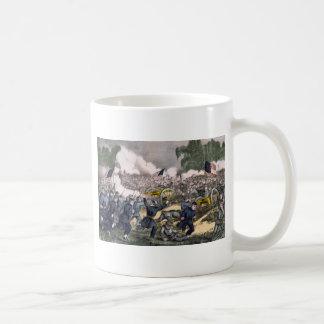 The battle of Gettysburg, Pa. July 3d. 1863 Coffee Mug