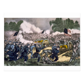 The battle of Gettysburg, Pa. July 3d. 1863 Post Cards