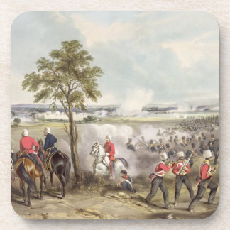 The Battle of Goojerat on 21st February 1849, engr Coaster