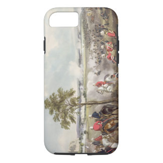 The Battle of Goojerat on 21st February 1849, engr iPhone 8/7 Case