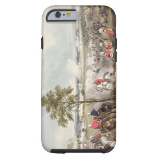 The Battle of Goojerat on 21st February 1849, engr Tough iPhone 6 Case