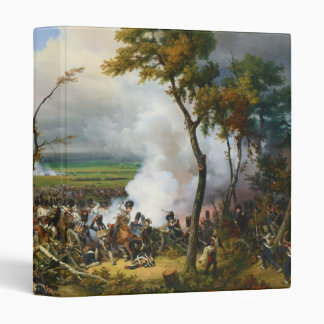 The Battle of Hanau by Horace Vernet Binder