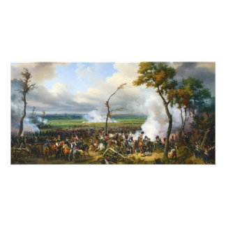 The Battle of Hanau by Horace Vernet Card