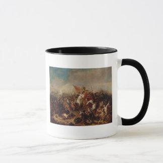 The Battle of Hastings in 1066 Mug