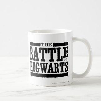 The Battle of Hogwarts Coffee Mugs