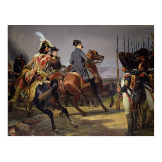 The Battle of Iena, 14th October 1806, 1836 Postcard