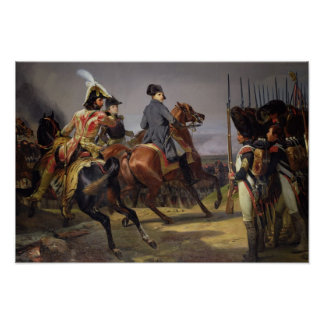 The Battle of Iena, 14th October 1806, 1836 Poster