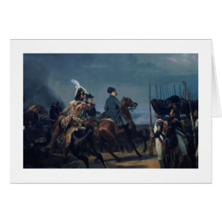 The Battle of Iena, 14th October 1806 (for detail Card