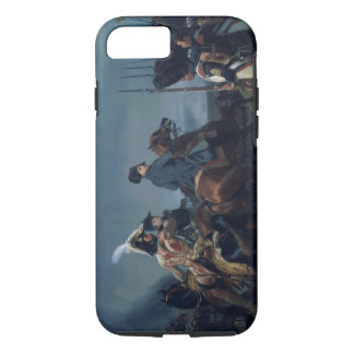 The Battle of Iena, 14th October 1806 (for detail iPhone 8/7 Case