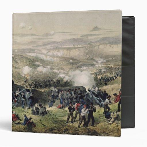 The Battle of Inkerman, 5th November 1854, 1855 Binder
