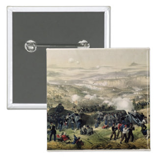 The Battle of Inkerman, 5th November 1854, 1855 Button