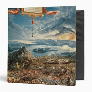 The Battle of Issus 3 Ring Binder