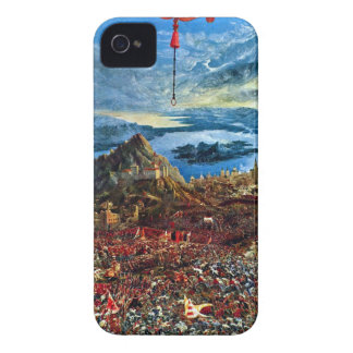 The battle of Issus by Albrecht Altdorfer Case-Mate iPhone 4 Case