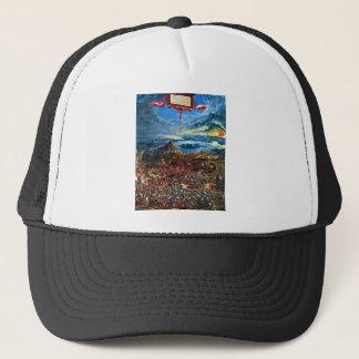 The battle of Issus by Albrecht Altdorfer Trucker Hat
