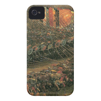 The battle of Issus(fragment) Albrecht Altdorfer iPhone 4 Case-Mate Cases