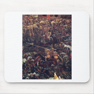 The battle of Issus(fragment) Albrecht Altdorfer Mouse Pad