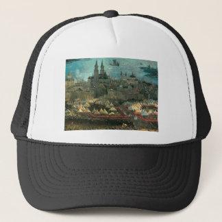 The battle of Issus(fragment) Albrecht Altdorfer Trucker Hat