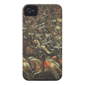 The battle of Issus(fragment) by Albrecht Altdorfe iPhone 4 Cover