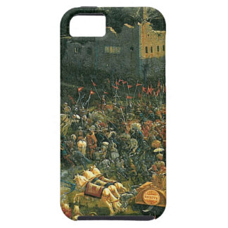 The battle of Issus(fragment) by Albrecht Altdorfe iPhone SE/5/5s Case