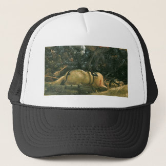The battle of Issus(fragment) by Albrecht Altdorfe Trucker Hat