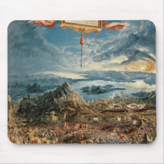 The Battle of Issus Mouse Pad