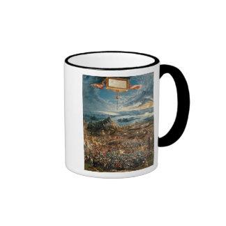 The Battle of Issus Ringer Mug