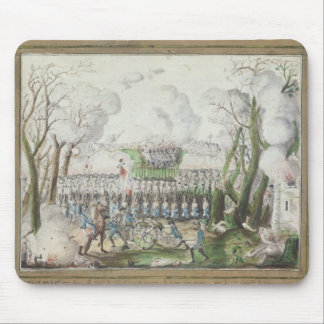 The Battle of Jemmapes, 6th November 1792 Mouse Pad