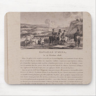 The Battle of Jena, 14th October 1806 Mouse Pad