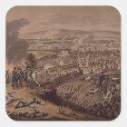 The Battle of Jena Square Sticker