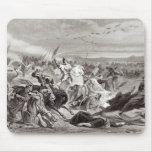 The Battle of Kalka Mousepad