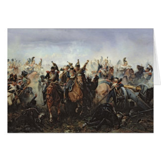 The Battle of La Fere-Champenoise Card