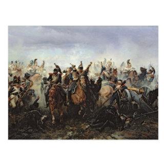 The Battle of La Fere-Champenoise Postcard