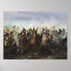 The Battle of La Fere-Champenoise Poster