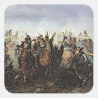 The Battle of La Fere-Champenoise Square Sticker
