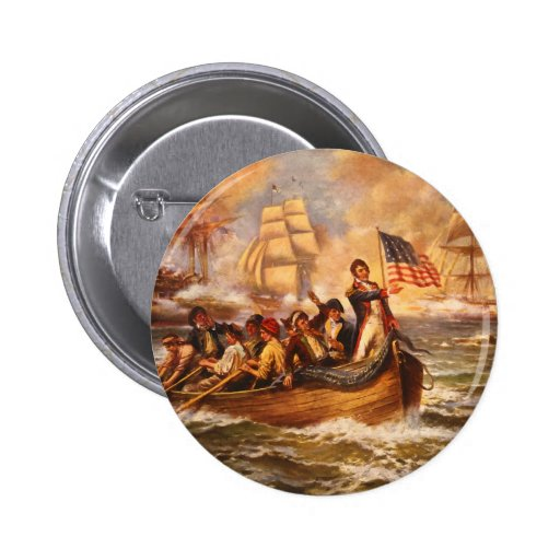 The Battle of Lake Erie by Percy Moran Pins