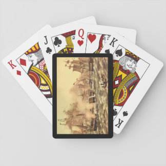 The Battle of Lake Erie, Commodore_Engravings Card Decks