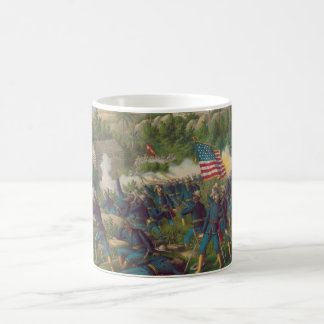 The Battle of Las Guasimas Spanish American War Coffee Mug